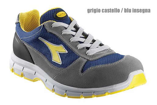 Scarpa antinfortunistica RUN TEXTILE